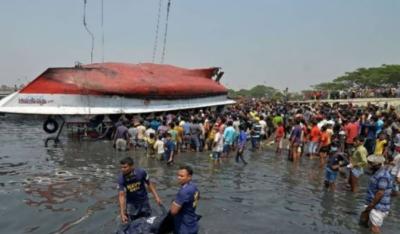 بنگلہ دیش میں کشتی کو حادثہ، 21 مسافر جاں بحق