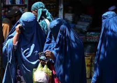 افغانستان میں طالبان کی واپسی، پشاور میں برقعوں کی مانگ بڑھ گئی