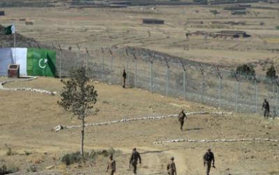 افغانستان سے دہشتگردوں کا پاک فوج کی چوکی پر حملہ، 2 جوان شہید