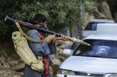 طالبان کی پنج شیر میں پیش قدمی, طالبان اور باغی ملیشیا کے درمیان جھڑپیں