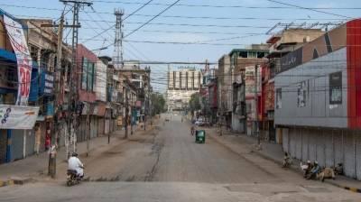 کورونا مریضوں میں اضافہ: پشاور کے5 مختلف علاقوں میں سمارٹ لاک ڈائون نافذ