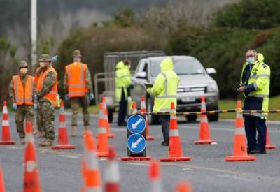 نیوزی لینڈ حکومت نے کوروناوبا پر قابو پانے کیلئےچیکنگ پوائنٹس قائم کردیئے