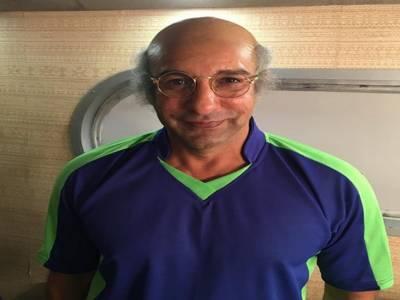 وسیم اکرم کی مونچھوں کے بعد ایک نئی تصویر وائرل