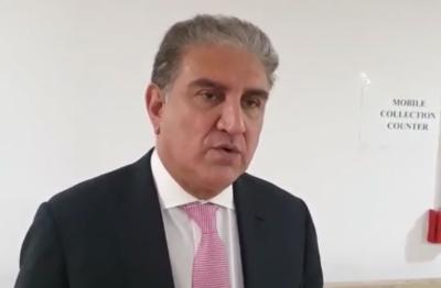 پاکستان افغانستان کےحوالے سے ایک مربوط حکمت عملی کا خواہاں ہے: وزیر خارجہ شاہ محمود قریشی