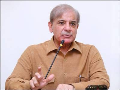 سید علی گیلانی عمر بھر آزادی جموں و کشمیر کا پرچم تھامے رہے،شہباز شریف