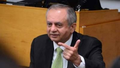 مشیر تجارت عبد الرزاق دائود کا کورونا ٹیسٹ مثبت آ گیا