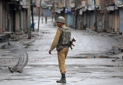سید علی گیلانی کی بھارتی حراست میں وفات,مقبوضہ کشمیر میں احتجاجی ہڑتال