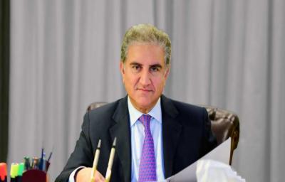 آسٹریا کے وزیر خارجہ الیگزینڈر شیلنبرگ کا وزیر خارجہ مخدوم شاہ محمود قریشی کے ساتھ ٹیلیفونک رابطہ