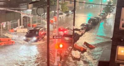 امریکا میں طوفان آئیڈا کی تباکاریاں جاری، 14 افراد ہلاک