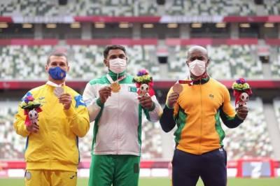 ٹوکیو پیرالمپکس:پاکستانی ایتھلیٹ نے گولڈ میڈل جیت لیا