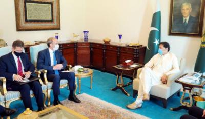 وزیراعظم کا برطانیہ کی جانب سے پاکستان کو بدستور ریڈ لسٹ میں رکھنے پر اظہار تشویش