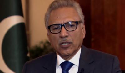 شفاف، محفوظ ، غیر جانبدار انتخابات کیلئے انتخابی عمل کے تمام مراحل میں اصلاحات لانے کی ضرورت ہے:صدر عارف علوی