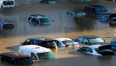 نیو یارک میں سیلاب کے باعث 44 افراد ہلاک