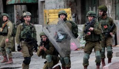 اسرائیلی فوج نےرملہ کےقریب ایک اورفلسطینی کوشہید کردیا