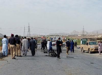 کوئٹہ میں ایف سی چیک پوسٹ پر خودکش حملہ،4 اہلکار شہید