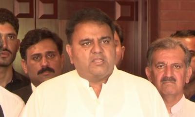 بھارت اربوں ڈالر افغانستان میں لگانےکےباوجود تنہا ہوچکا ہے:وفاقی وزیر فواد چوہدری