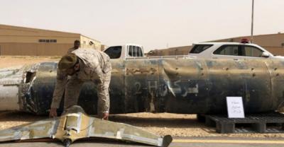یمن،عرب اتحاد نے حوثی باغیوں کے داغے بیلسٹک میزائل اور ڈرون تباہ کر دئیے
