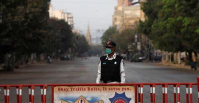 کورونا کے باعث 5 شہر ہائی الرٹ ، مظفر آباد، مردان، پشاور اور لاہور شامل