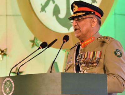 وطن کا دفاع جان سے عزیز، ہرقیمت ادا کرنے کو تیار ہیں: آرمی چیف جنرل قمر جاوید باجوہ