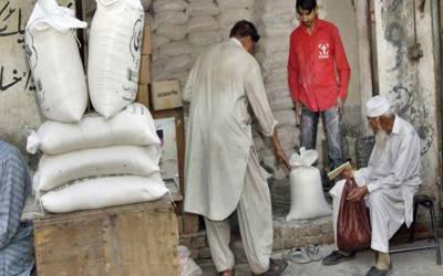 پاکستان میں مہنگائی کا طوفان : ایک ہفتے کے دوران 20کلو آٹے کا تھیلا 70 روپے مہنگا