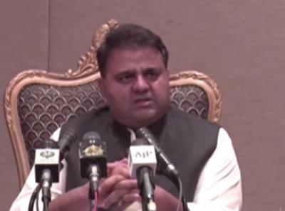 مریم نواز اور بلاول صرف دھاندلی کے ذریعے وزیراعظم بن سکتے ہیں: وفاقی وزیر فواد چوہدری