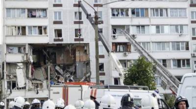 روس، رہائشی عمارت میں گیس دھماکے سے 2 افراد ہلاک،5 زخمی