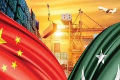 چین پاکستان کیلئے برآمدات کا دوسرا بڑا مقام بن گیا