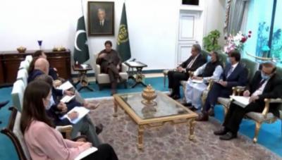 افغان صورتحال پر عالمی برادری کے نقطہ نظر میں تبدیلی کی ضرورت ہے: وزیراعظم عمران خان