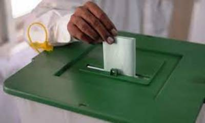 کراچی میں کنٹونمنٹ بورڈ کے انتخابات کے لیے پولنگ کا عمل جاری