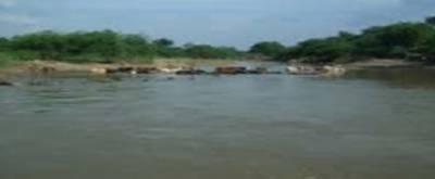 لاہور میں روہی نالے کا بند ٹوٹ گیا، پانی گاؤں میں داخل، سیلابی صورتحال پیدا