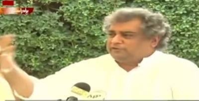 کے پی ٹی کی زمین پر قبضوں کے خلاف سپریم کورٹ جارہے ہیں، علی زیدی