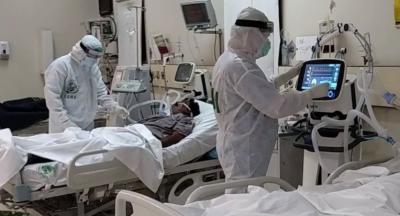 ملک میں کرونا وائرس سے مزید 58 افراد جاں بحق