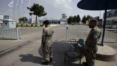 افغان پولیس نےکابل ائیرپورٹ پر ذمہ داریاں دوبارہ سنبھال لیں