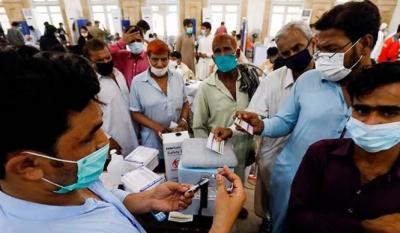 کراچی میں کورونا مثبت کیسزکی شرح 8 فیصد ریکارڈ
