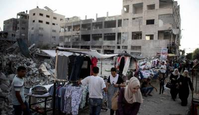 قطر کی غزہ کے ایک لاکھ مفلس گھرانوں کیلئے امدادکی نئی قسط جاری