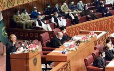 بھارت پاکستان اور چین کے تعلقات میں دراڑ پیدا کرنے کی کوشش میں ناکام ہو گا : صدر عارف علوی