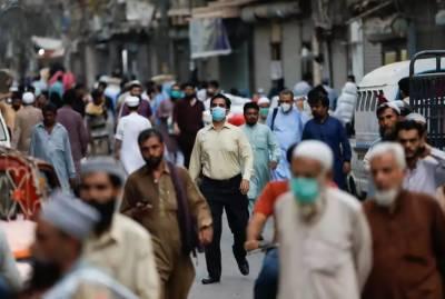 کوروناوائرس کی تباہ کاریاں جاری، ایک ہی دن میں مزید 78 افراد جاں بحق
