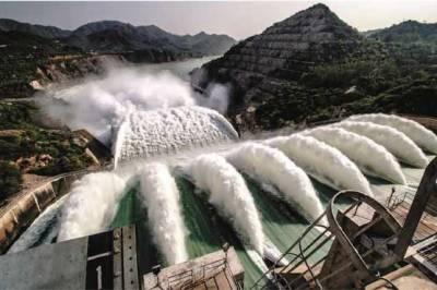 پاکستان کے ڈیم اور دریاوں میں آبی ذخائر کے نئے اعدادوشمار جاری
