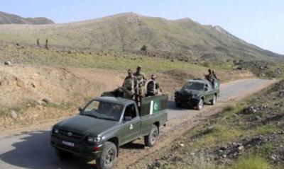 وزیرستان میں سیکیورٹی فورسز کا آپریشن، دو دہشتگرد ہلاک، اسلحہ و بارود برآمد