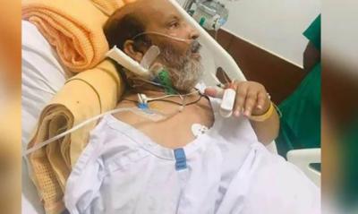 سندھ حکومت نے عمر شریف کے علاج کیلئے رقم جاری کردی