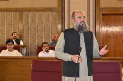 وزیراعلیٰ بلوچستان کیخلاف متحدہ اپوزیشن نے تحریک عدم اعتماد جمع کرادی
