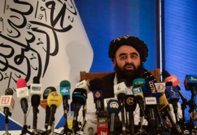 طالبان افغانستان کے حکمران ہیں، اس حقیقت کو سب تسلیم کرلیں: افغان وزیرخارجہ