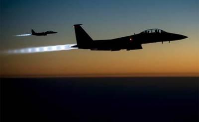 شام اور عراق کی سرحد پر نامعلوم طیاروں بمباری،متعدد ہلاک