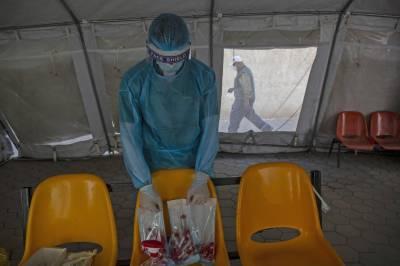 غزہ کے شہریوں کیلئے آنیوالی کورونا ویکسین کی 50ہزار خوراکیں ضائع