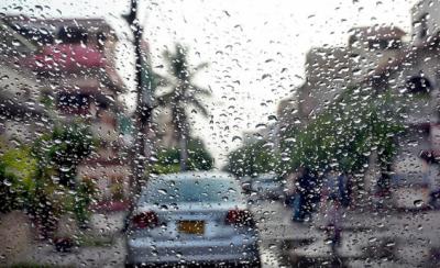 کراچی میں 16 سے 18 ستمبر کے درمیان ہلکی و معتدل بارش کا امکان