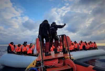 لیبیا نے یورپ جانے والے109 غیر قانونی تارکین وطن کو حراست میں لے لیا