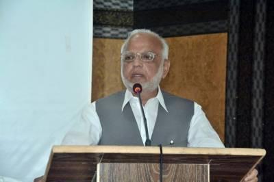 بھارت افغانستان میں بدترین شکست پر زخم چاٹ رہا ہے۔ سینیٹر اعجازاحمدچوہدری