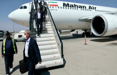 ایران اور افغانستان کے مابین فضائی رابطے بحال