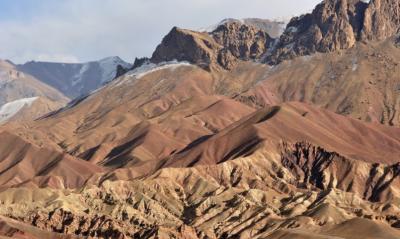 افغانستان میں موجود دنیا کے سب سے بڑے سونے کے ذخائر کی تلاش شروع