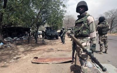 نائیجیریا:داعش کا فوجی قافلے پر حملہ، 16 اہلکاروں سمیت 18 افراد ہلاک،11 زخمی